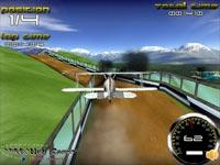 airplane road corsa in aereo