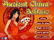 Ancient China Solitaire Antico Solitario Cinese