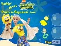 Barbie Ama Spongebob