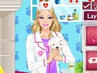 Barbie Veterinaria Alla Moda