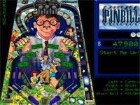 bill gates pinball