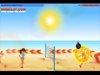 Boomboom Beach Volley