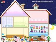 Casa delle bambole di peppa pig gratis giochi in flash for Progetti di casa delle bambole gratis