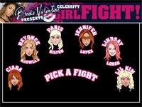 Celebrity Girl Fight Picchia Le Celebrita