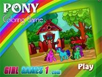 Colora I Pony