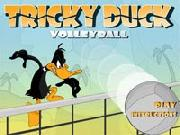 Daffy Duck Volley