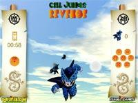 Dragon Ball Cell Juniors Revenge