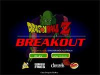 Dragon Ball Z Breakout