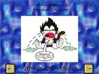 Dragonballz Humor Gallery