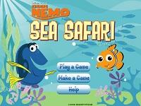 finding nemo sea safari
