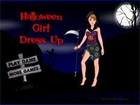 Halloween Girl Dress Up