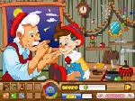 Gioca Hidden Objects Pinocchio