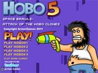 Hobo 5 Space Brawls