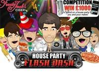 house party dash flash