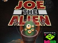 Joe The Alien Discesa Sulla Terra