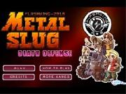 Metal Slug Death Defense