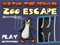 Milton The Penguin Zoo Escape