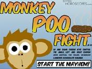 Monkey Poo Fight