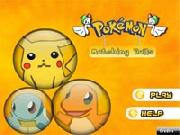 Pokemon Matching Balls