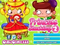 Princess Slacking 2