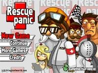 Rescue Panic Autista Di Ambulanza
