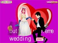 Romantic Wedding Dash