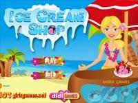 Saras Beach Ice Cream