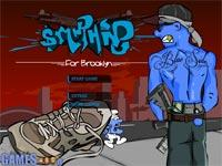 Smurphin For Brooklyn