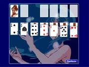 Solitaire Bluemoon