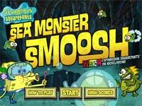 Spongebob Sea Monster Smoosh