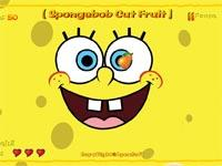Spongebob Fruit Ninja