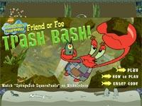 Spongebob Trash Bash