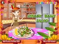 Cucina Con Sara Insalata Di Fagioli Verdi Giochi Windows It